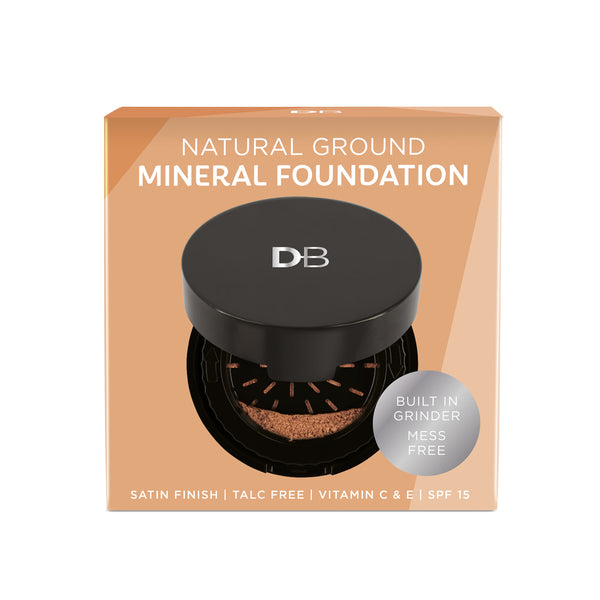 Designer Brands - Natural Ground Minerals Foundation Powder PICK SHADE Face DB