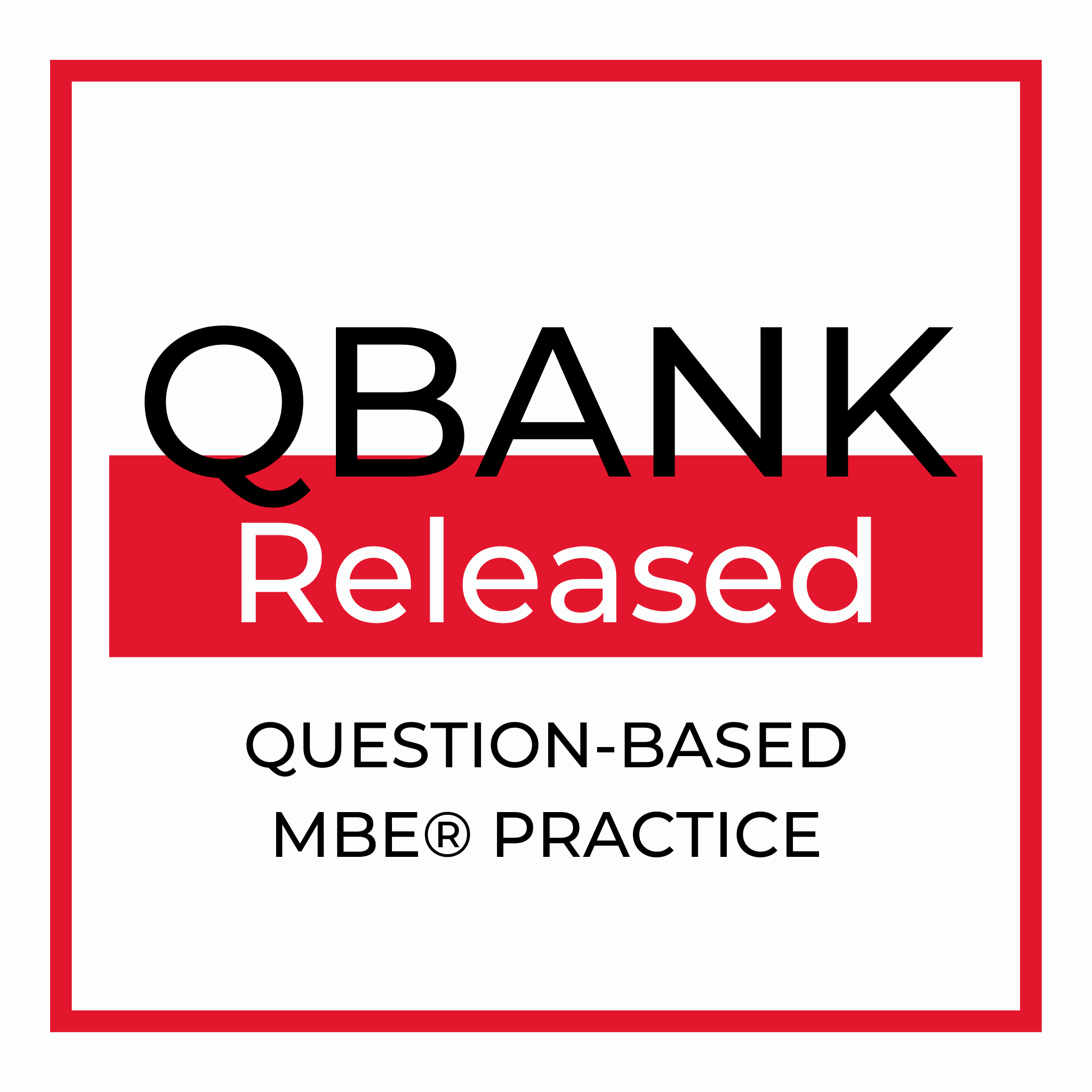 Qbank Released