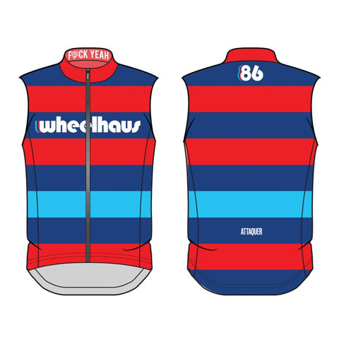 Wheelhaus Gilet - Racing Stripes