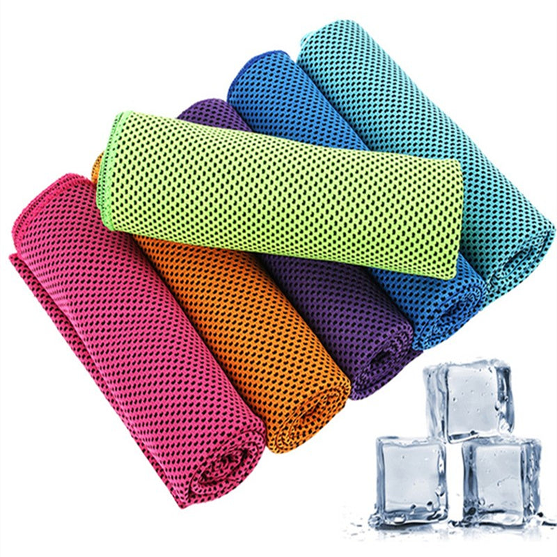 Microfiber Portable Quick-drying Sports Towel