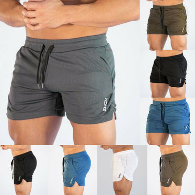 Mens Training Surf Board Shorts - Stronghealthfit
