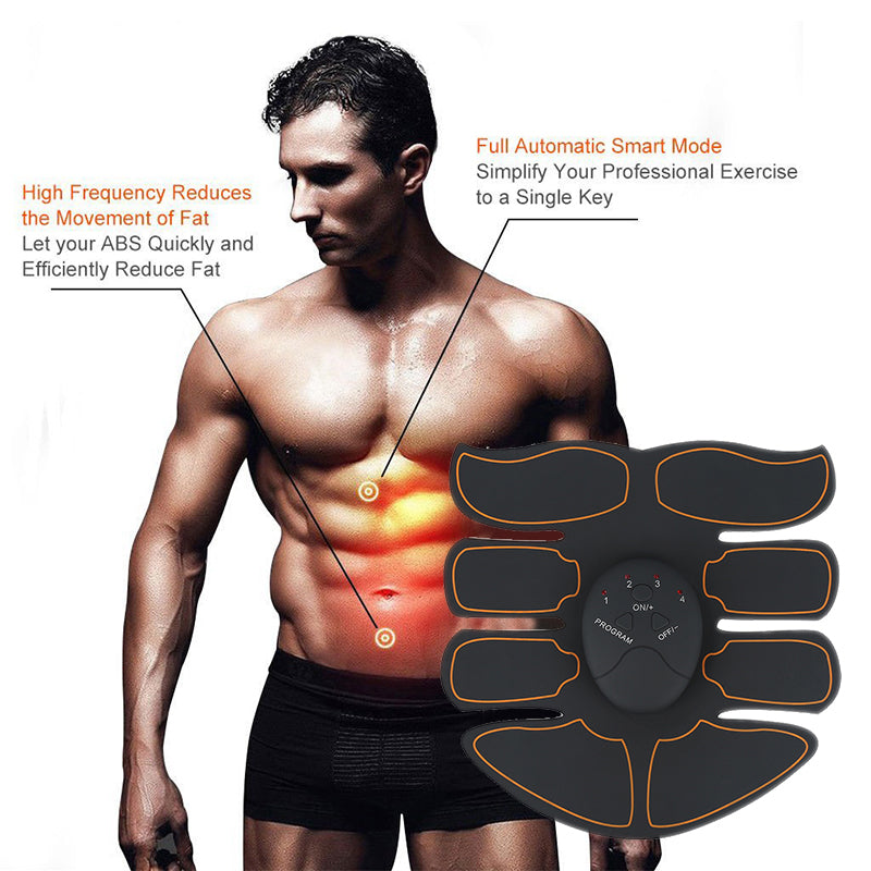 Slimming Fat Burning Exerciser EMuscle Stimulator