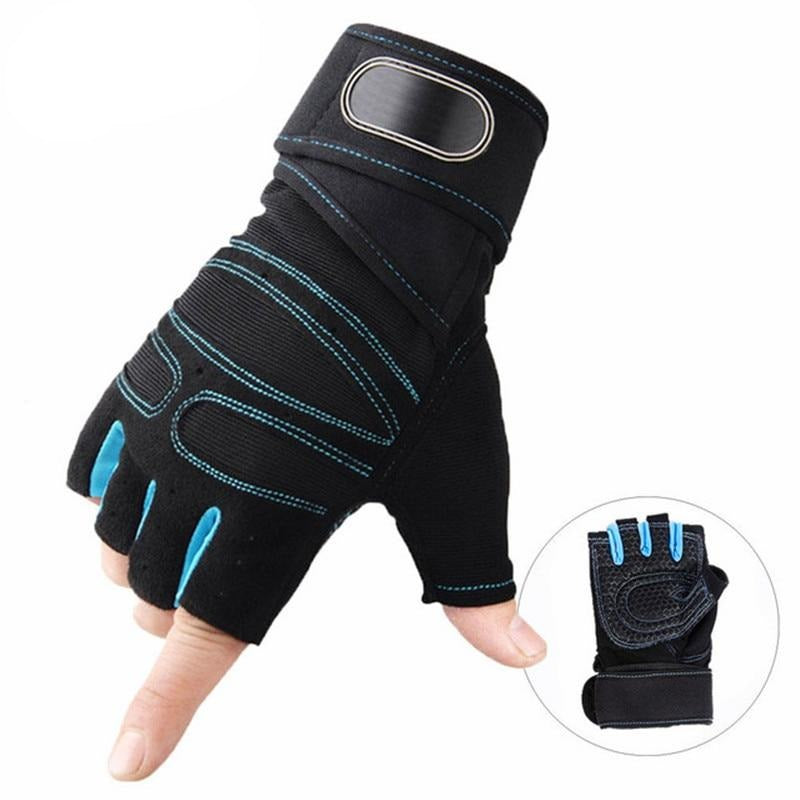 Fitness Weight Lifting Gloves - Stronghealthfit