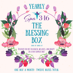 Blessing Box- One Year