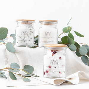 Whispering Willow- Natural Bath Soaks