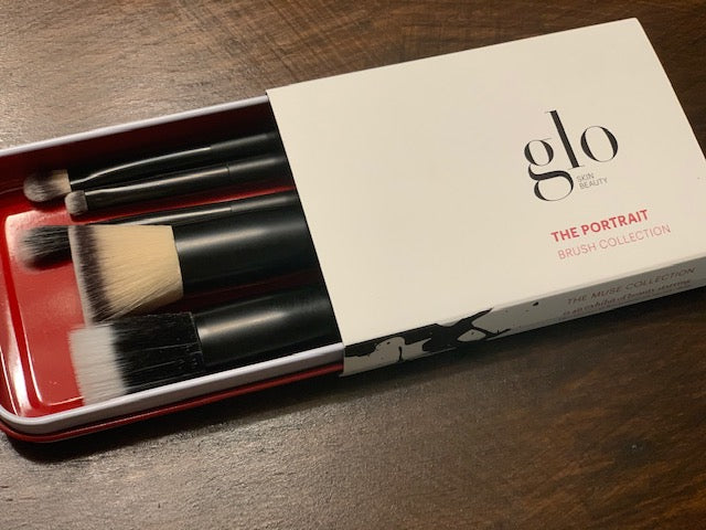 Glo- Portrait Brush Collection