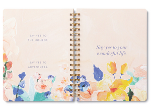 "Live-Inspired- Wired ""Life is Beautiful"" Journal"