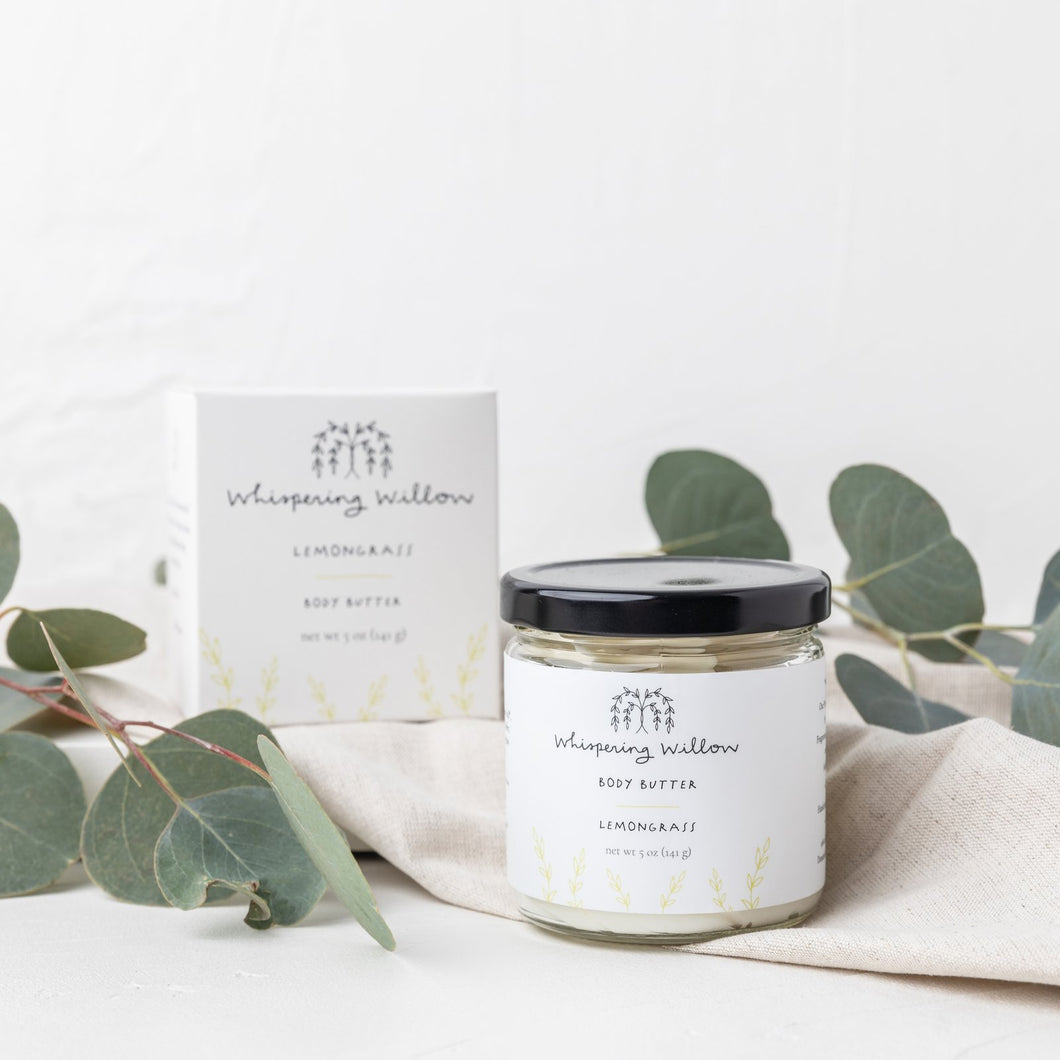 Whispering Willow- Natural Body Butter