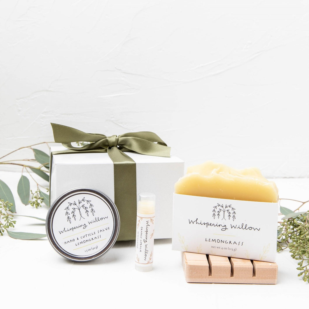 Whispering Willow- Self- Care Box