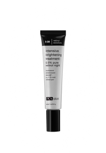 PCA Skin- Intensive Brightening Treatment: 0.5% pure retinol night