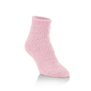 World's Softest- Cozy Spa Quarter Sock with Grippers