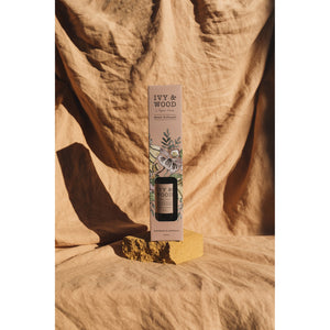 Botanical: Orchid & Ginger Reed Diffuser 200ml - Beautiful Creatures Makeup & Beauty