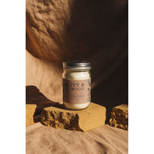 Load image into Gallery viewer, Botanical: Orange & Cedarleaf Soy Candle 270g - Beautiful Creatures Makeup & Beauty