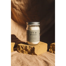 Load image into Gallery viewer, Botanical: Yuzu & Patchouli Soy Candle 270g - Beautiful Creatures Makeup & Beauty