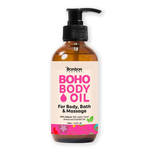 Boho Body Oil - Beautiful Creatures Makeup & Beauty