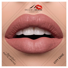 Load image into Gallery viewer, CITY CHIC Liquid to Matte Longwear Lipstick 3.5ml - Beautiful Creatures Makeup & Beauty