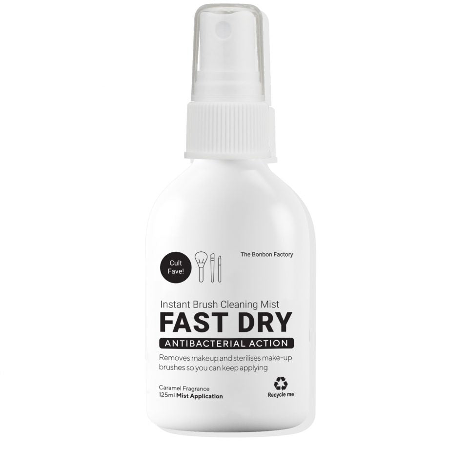 Fast Dry Brush Cleaner - Beautiful Creatures Makeup & Beauty