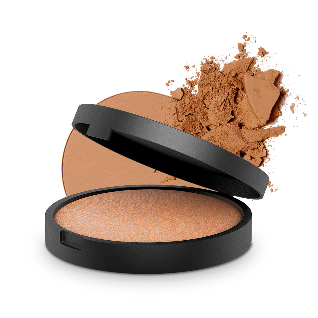 Baked Mineral Bronzer - Sunkissed 8g - Beautiful Creatures Makeup & Beauty