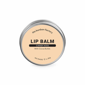 CANDY KISS VEGAN LIP BALM - Beautiful Creatures Makeup & Beauty