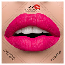 Load image into Gallery viewer, PLANET 22 Liquid to Matte Longwear Lipstick 3.5ml - Beautiful Creatures Makeup & Beauty