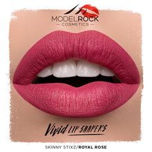 Load image into Gallery viewer, ROYAL ROSE SkinnyStixz VIVID Lip Shapers 1.2g - Beautiful Creatures Makeup & Beauty