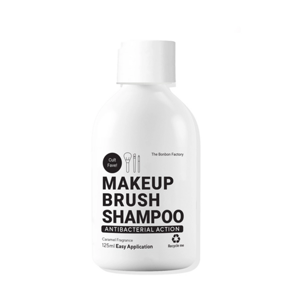 Makeup Brush Shampoo 125ml - Beautiful Creatures Makeup & Beauty