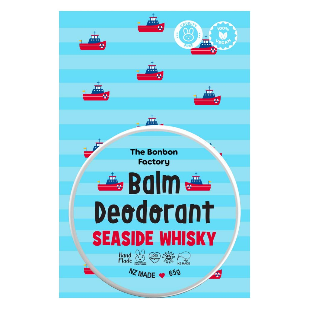 Seaside Whisky Deodorant 65g - Beautiful Creatures Makeup & Beauty