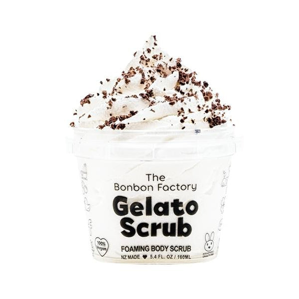 Soft Serve Gelato Scrub 160ml - Beautiful Creatures Makeup & Beauty