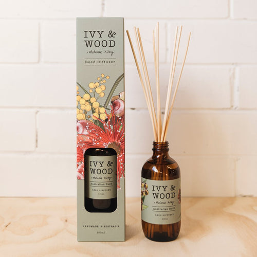 Australiana: Australian Bush Reed Diffuser - Beautiful Creatures Makeup & Beauty