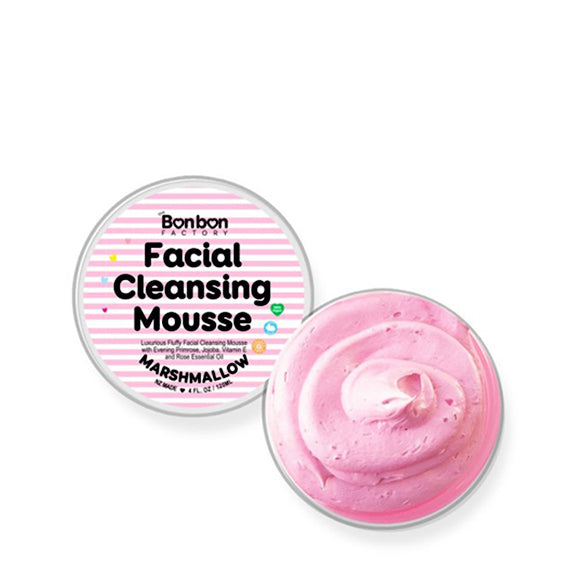 Marshmallow Facial Cleansing Mousse 120ml - Beautiful Creatures Makeup & Beauty