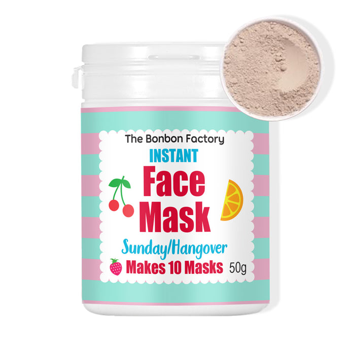 Sunday Face Mask 50g - Beautiful Creatures Makeup & Beauty