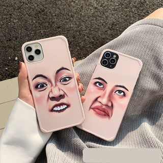 Creative Couple Soft Casing