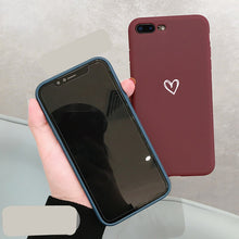 Load image into Gallery viewer, Love Heart Couple Casing