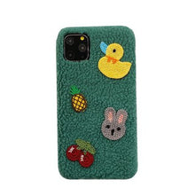 Load image into Gallery viewer, Creative Cute Little Yellow Duck Soft Casing