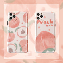 Load image into Gallery viewer, Pretty Pink Peach Soft Casing