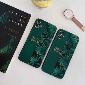 Hot Selling Fashion Popular Leaf Phone case