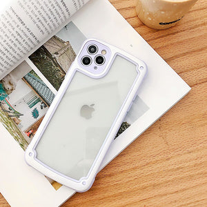 Hot Selling Candy Color Full Camera Lens Protection