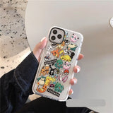 Hot Selling Cartoon Soft Casing