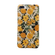 Load image into Gallery viewer, Popular ins Retro Shell Flower Soft Casing