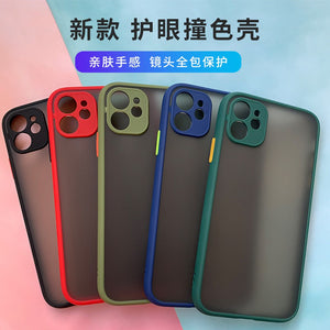 Full Camera Lens Protective Colored Soft Case