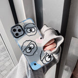 Creative Super Cute Cartoon Soft Case