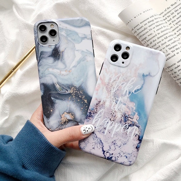 Fashion Marble Iphone Case