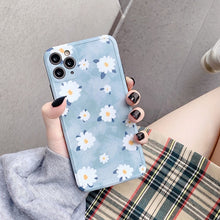 Load image into Gallery viewer, Pretty Watercolor Daisy IPhone Case