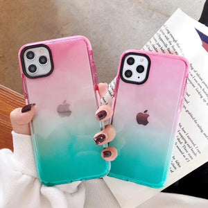 Colourful Mix iPhone case