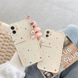 Nice Colorful Dots Iphone Case