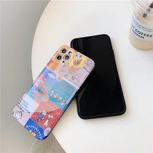 Load image into Gallery viewer, Camera Lens Full Protective Cute Cartoon Iphone Case