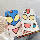 Cute Cartoon Couple Casing