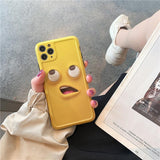 Creative Face iPhone Case