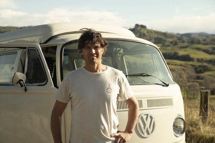 Wine grower. wine maker. kombi enthusiast.