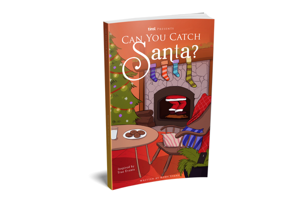 Can You Catch Santa? (soft cover)